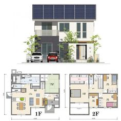 Layouts Casa, House Layouts, Apartment Layout, Japanese House, Gaudi, Simple House, House Floor Plans, Arch, Flooring