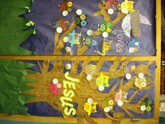 sunday school room decor | ... primary grade kids book making: Back to school -classroom decorations