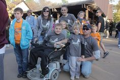 #BringOnTheFun Make-A-Wish Oklahoma's Walk for Wishes