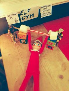 All The Elf On The Shelf Ideas You'll Need This Christmas