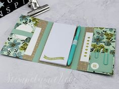 Great Free stampin up Scrapbooking Pages Style Scrapbooking pages need creativity and also creativity. Often, however, you feel as though you could Scrapbook Journal, Baby Scrapbook, Scrapbook Cards, Scrapbooking, Scrapbook Supplies, Diy Paper, Paper Crafts, Stampin Up Anleitung, How To Make Scrapbook