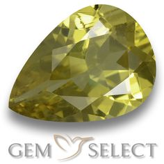 GemSelect features this natural untreated Apatite from Madagascar. This Green Apatite weighs 3.8ct and measures 12.4 x 9.1mm in size. More Pear Facet Apatite is available on gemselect.com #birthstones #healing #jewelrystone #loosegemstones #buygems #gemstonelover #naturalgemstone #coloredgemstones #gemstones #gem #gems #gemselect #sale #shopping #gemshopping #naturalapatite #apatite #greenapatite #peargem #peargems #greengem #green