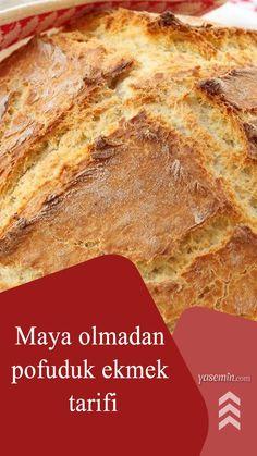 Tasty, Yummy Food, Food Places, Bread Baking, Cornbread, Bread Recipes, Banana Bread, Bakery, Ham
