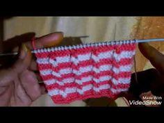 Sweater ki bunai in Hindi | Simple and easy sweater design pattern for b...