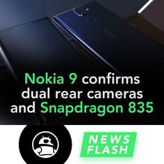 "1,147 Likes, 16 Comments - Android Authority (@androidauthority) on Instagram: ""Nokia 9 passes through the FCC with dual rear cameras and Snapdragon 835. Link to the full article…"""
