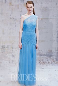 Monique Lhuillier - Spring 2015 | Bridesmaid Dress