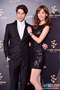 george hu and annie chen - Google Search Roy Chiu, George Hu, Taiwan Drama, Love Now, Asian Actors, Drama Movies, American Actors, Korean Drama, Cute Couples