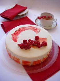 DOLCEmente SALATO: Torta Perla Rubino 2 Parfait, Panna Cotta, Cheesecake, Flan, Cream, Ethnic Recipes, Sweet, Genere, Desserts