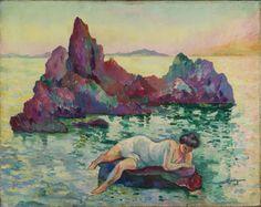 La Naiade by Henri Manguin
