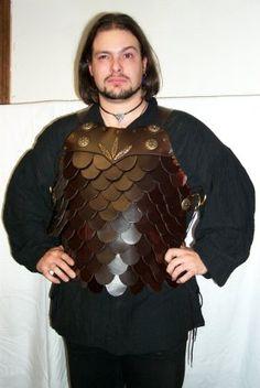 a true warrior Dragon Scale Armor, High Fantasy, Science Fiction, Pure Products, Tops, Women, Fashion, Sci Fi, Moda