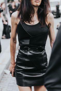 Paris Haute Couture Fashion Week F/W 2017/2018 street style