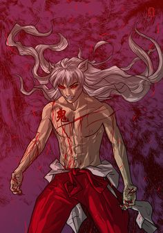 Full Demon InuYasha