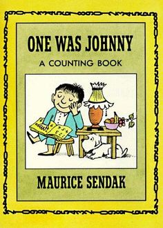 One was Johnny by Maurice Sendak (1962)