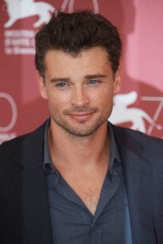 Tom Welling at the 'Parkland' photocall in Venice