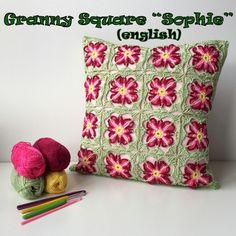 maRRose - CCC --- granny square Sophie - english
