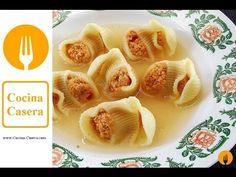 Rollitos vietnamitas caseros. Recetas orientales   Recetas de Cocina Casera - Recetas fáciles y sencillas