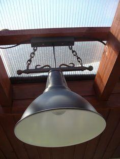 Eklektický domov : IKEA hack - lampa FotoNejen staré věci se dají pou...