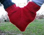 smitten by cocoknits, via Flickr  this is amazing.  don't think eric would ever let us wear it though!