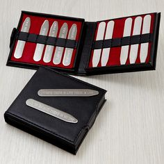 Collar Stays are necessary. These are an extravagance. Need it? No. Want it? Yes.