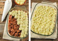 Estofado bourguignon con puré de patata Chana Masala, Macaroni And Cheese, Cooking, Ethnic Recipes, Food, Stew, Potatoes, Food Recipes, Mac Cheese