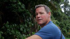 Jeff Corwin mostró las bellezas de Costa Rica en su programa