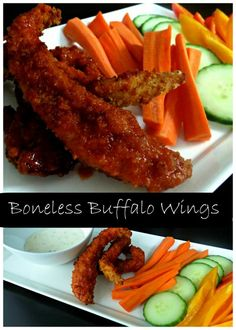 Boneless Buffalo Win