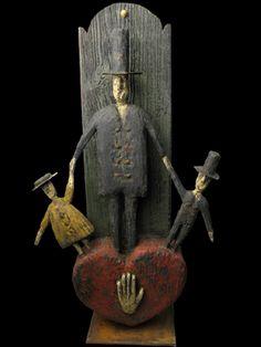 Steve Hazlett American Folkcraft