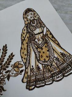Bridal Mehndi, Princess Zelda, Fictional Characters, Art, Craft Art, Kunst, Gcse Art, Art Education Resources