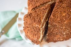 Milo Cake with Condensed Milk Icing - The Sweet Rebellion - Chia Lee - African Food Kos, Yummy Treats, Sweet Treats, Yummy Food, Healthy Food, Milo Cake, Baking Recipes, Cake Recipes, Baking Tips