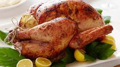 Get Perfect Roast Turkey Recipe from Food Network