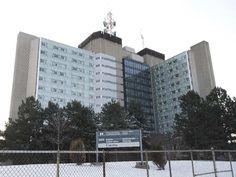 Ste-Anne's Hospital for veterans in Ste-Anne-de-Bellevue.
