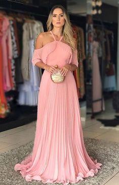 Healthy breakfast ideas for picky eaters women video Pink Formal Dresses, Formal Evening Dresses, Satin Dresses, Gowns, Dress Formal, Mode Instagram, Bridesmaid Dresses, Wedding Dresses, Pink Dress
