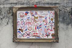 Del cuaderno a la calle Abril. Día 21 Juan Manuel Puerto  www.facebook.com/dibujosjuanmanuelpuerto