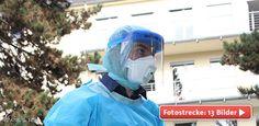 Um sich vor einer Infektion mit dem hochansteckenden Ebola-Virus zu schützen, ist Schutzkleidung unerlässlich. Das An- und Ablegen jedoch ist eine heikle Angelegenheit und erfordert höchste Konzentration. So muss sich das medizinische Personal akribisch an die trainierte Prozedur halten, die verhindert, dass Kleidung, Hände oder andere Körperstellen in Kontakt mit dem kontaminierten Anzug kommen. Unaufmerksamkeit oder Nachlässigkeit muss unbedingt vermieden werden.