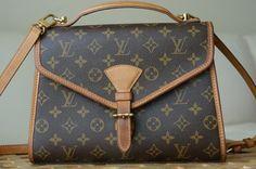 Louis Vuitton Bel Air Cross Body Bag $348