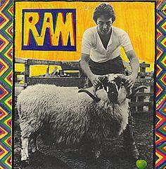 """Exile SH Magazine: Paul McCartney - """"Ram"""" (1971) http://www.exileshmagazine.com/2013/12/paul-mccartney-ram-1971.html"""