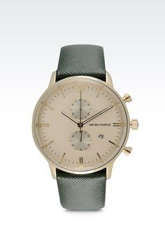 Emporio Armani Men Watch - Emporio Armani Official Online Store