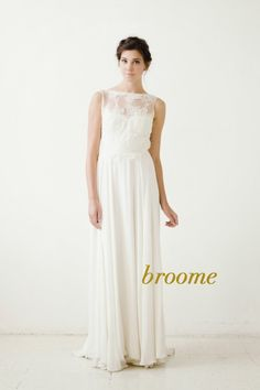 Sarah Seven Broome Gown Style Post www.sarahsevenblog.com #sarahseven #weddinggown #weddingstyle #bridalstyle