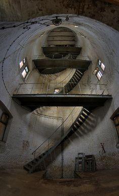 "(via 500px / Photo ""Wasserturm"" by Sven G.)"
