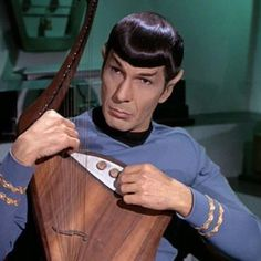 Spock, I am so sad about his death...