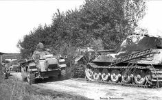 King Tiger(Porsche Turret) s.Pz.Abt.503 Normandy 1944