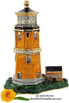 Limoges.. Orange Lighthouse