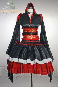 I found 'Cutie Gothic Lolita,Wa Loli,Japan Kimono/Yukada Set*5pcs' on Wish, check it out!