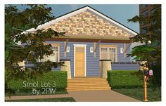 Smol Lot 3 - 2 Bed, 1 Bath (Advent Day Fifteen) - Two Fingers Whiskey
