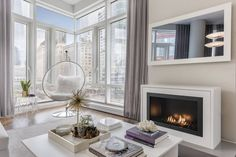 Battery Park City Home by Lo Chen Design