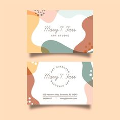 Abstract business card template with pas. Calling Card Design, Name Card Design, Business Card Design Inspiration, Business Design, Corporate Design, Modelo Portfolio, Create Business Cards, Bussiness Card, Graphic Design Branding
