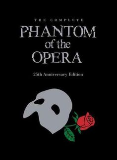 The official anniversary edition contains exclusive material on the whole Phantom phenomenon, including stunning production photographs, the latest updated official libretto, and foreword by Andrew Ll