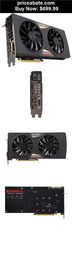 Computer-Parts: EVGA GeForce GTX 980 Ti 06G-P4-4998-KR 6GB 384-Bit GDDR5 PCI Express 3.0 SLI Sup - BUY IT NOW ONLY $699.99