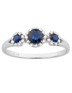Beautiful engagement rings Beautiful Engagement Rings, Rings Online, Sapphire Diamond, White Gold, Marketing, Gifts, Stuff To Buy, Jewelry, Presents