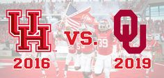 Houston-Oklahoma Announce Two-Game Series - University of Houston Athletics :: UH Cougars :: Official Athletic Site